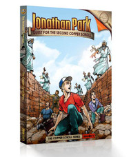 Jonathan Park Series 8 - The Copper Scroll #1: Quest for the Second Copper Scroll - Audio Drama CD