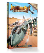 Jonathan Park Series 9 - The Whispering Sphinx #4: Danger Above the Dunes - Audio Drama CD