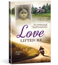 Love Lifted Me - book by MarJanita Geigley