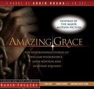 Amazing Grace - Audio Drama CD by Focus on the Family
