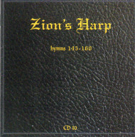 Zion's Harp CD 10 by Apostolic Christian Singers