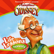 Life Lessons #7: Honesty CD by Adventures in Odyssey