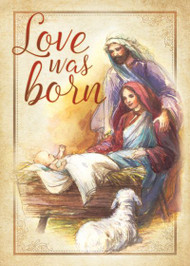 KJV Boxed Cards - Christmas - Love Was Born