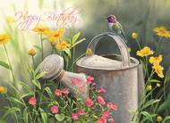 KJV Boxed Cards - Birthday, Birds and Blooms by Heartwarming Thoughts