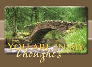 KJV Boxed Cards - Encouraging Thoughts, Bridges by Heartwarming Thoughts