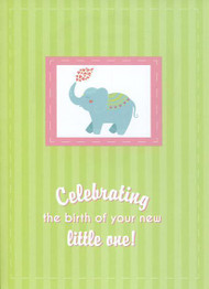 KJV Boxed Cards - Baby, Little Ones by Heartwarming Thoughts