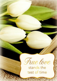 KJV Boxed Cards - Anniversary, United in Love by Heartwarming Thoughts