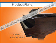 Precious Piano - Chords, Scales & Cadences