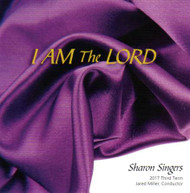 I Am The Lord CD by Sharon Singers