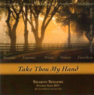 Take Thou My Hand CD by Sharon Singers