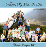 Nearer, My God, To Thee CD by Sharon Singers
