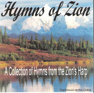 Hymns of Zion CD by Aaron Hills