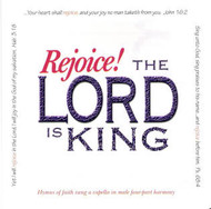 Rejoice The LORD is King CD by Apostolic Christian Men's Sing