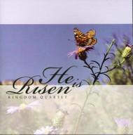 He is Risen CD by Kingdom Quartet