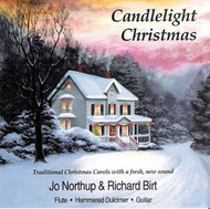 Candlelight Christmas CD by Jo Northup & Richard Birt