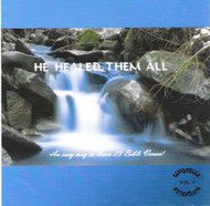 He Healed Them All, Singables Vol 9 CD by Heartsong Singables