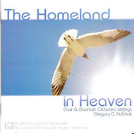 The Homeland in Heaven CD by MidOhio Chamber Players