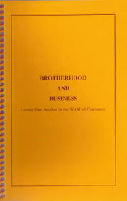 Brotherhood and Business - Book