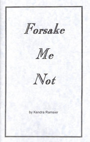 Forsake Me Not - Book