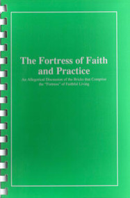 The Fortress of Faith and Practice - Book