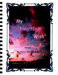 My Heartfelt Wish - Book