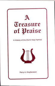A Treasure of Praise - Book
