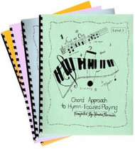 Chord Approach to Hymn Focused Playing Set - Book