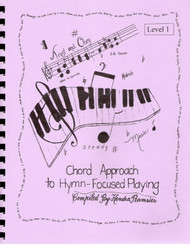 Chord Approach To Hymn Focused Playing Lev 1 - Book