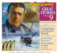 Great Stories Vol 9 Audio CDs by Your Story Hour
