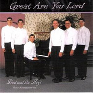 Great Are You Lord CD by Dad & The Boys
