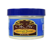 Avocado Butter 100% Natural Smooth for Skin and Hair-Moisturizing Properties-helps Penetrate deep Into Pores- Gives Beautiful Natural Glow- Intense Conditioner For Extremely Dry Scalp And Hair- Made In USA - 7oz / 198Gr