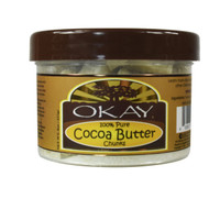Cocoa Butter 100% Pure Chunks for Skin and Hair 8oz / 227Gr