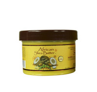 African Shea Butter Creamy for Body- For Skin And Hair-Rich In Vitamins A, E, And F- Unparalleled Healing Properties- Keeps Skin Clear, Moisturized & Overall Healthy-   8oz / 227Gr