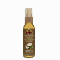Coconut Spray Mist Oil For Hair - Leaves Hair With Shining Luster & Soft Feel -Revives Damaged Brittle Hair- Paraben Free For All Skin & Hair Types and Textures - Made in USA  2oz / 59ml