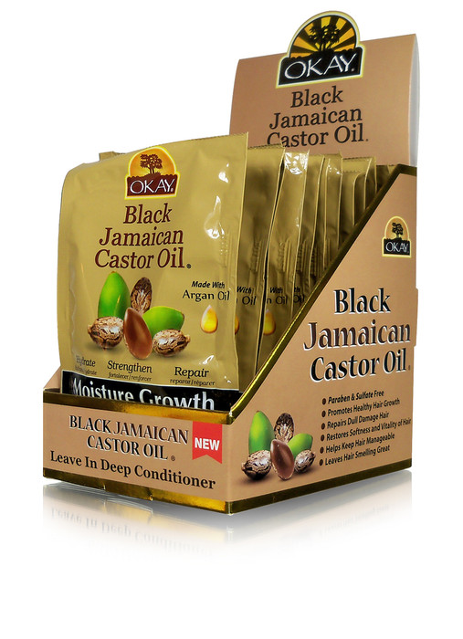 Black Jamaican Castor Oil Leave In Conditioner 1 5oz