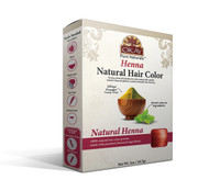 Herbal Henna Hair Color Natural Henna- Natural Hair Coloring Solution- Free Of Harmful Chemicals -Provides Rich Vibrant Color-  Adds Nourishing Properties - Leaves Hair Soft And Shiny- For All Hair Types & Textures- Made In USA   2oz