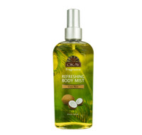 Refreshing Body Mist - Coco Rico - Leaves You Beautifully Scented-  Fully Refreshed- Will Awaken Your Senses- Leaving You Feeling Revitalized- Sulfate, Silicone, Paraben Free For All Skin Types  -Made In USA(8 oz)