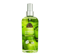 Refreshing Body Mist - Green Apple Delight - Leaves You Beautifully Scented-  Fully Refreshed- Will Awaken Your Senses- Leaving You Feeling Revitalized- Silicone, Paraben Free For All Skin Types -Made In USA (8 oz)