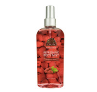 Refreshing Body Mist - Raspberry Blush  - Leaves You Beautifully Scented-  Fully Refreshed- Will Awaken Your Senses- Leaving You Feeling Revitalized- Silicone, Paraben Free For All Skin Types  -Made In USA(8 oz)