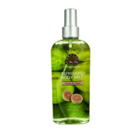 Refreshing Body Mist - Aroma De Guava  - Leaves You Beautifully Scented-  Fully Refreshed- Will Awaken Your Senses- Leaving You Feeling Revitalized- Silicone, Paraben Free For All Skin Types  -Made In USA(8 oz)