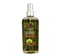 Refreshing Body Mist - Watermelon Paradise - Leaves You Beautifully Scented-  Fully Refreshed- Will Awaken Your Senses- Leaving You Feeling Revitalized- Silicone, Paraben Free For All Skin Types -Made In USA(8 oz)