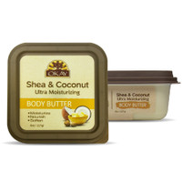 Shea & Coconut Ultra Moisturizing Body Butter