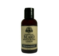 Beard Moisturizing Lotion for Men- Helps Soften, Hydrate, And Moisturize Beard  -Sulfate, Silicone, Paraben Free For All Hair Types & Textures. Made in USA 4oz/118ml