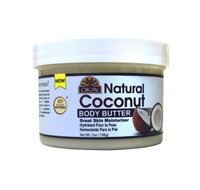 Coconut Butter 100% Natural Smooth for Skin and Hair 7oz / 198Gr