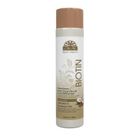 Roots Therapy® Biotin, Argan & Coconut Professional Anti-Dandruff Conditioner- Nourishes And Hydrates Scalp- Provides Deep Conditioning Moisture- Prevents Flakes & Itch - Sulfate, Silicone, Paraben Free For All Hair Types and Textures  - Made in USA