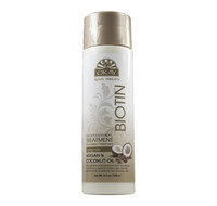 Roots Therapy® Biotin. Argan & Coconut Professional Treatment-  Revitalizes, Strengthens And Provides Beautiful Shine- Prevents Hair Breakage- Sulfate, Silicone, Paraben Free For All Hair Types and Textures  - Made in USA