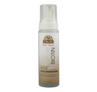 Roots Therapy® Biotin Professional Mousse- Helps Reduce Frizz And Enhances The Appearance Of Hair -Sulfate, Silicone, Paraben Free For All Hair Types and Textures  - Made in USA