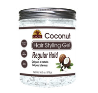 Coconut Hair Gel - 34.5 oz