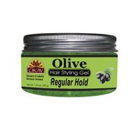Olive Hair Gel - 7.25 oz