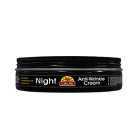 Night Anti-Wrinkle Cream - For Anti Aging, Smooth, Hydrated, Supple & Soft, Replenishing, Youthful Skin - Silicone, Paraben Free For All Skin Types - Made In USA 2 oz